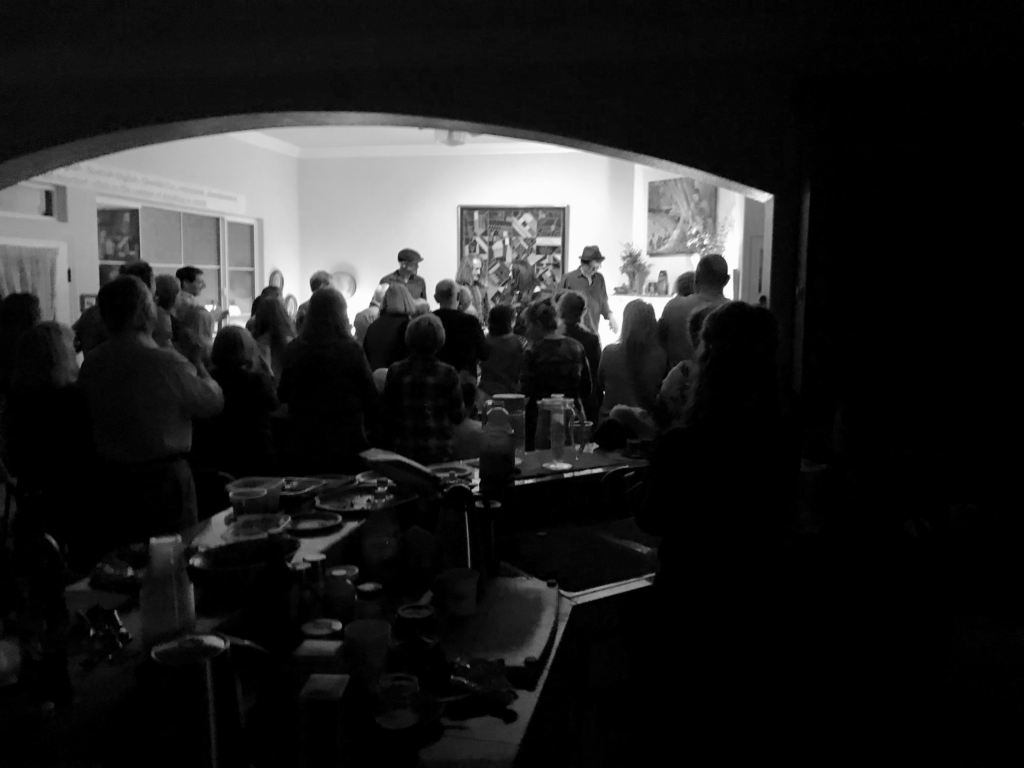 Auburn House Concert by Jeff Armstrong